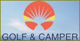 Golf et camping an Espagne